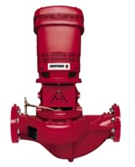 Vertical Inline Fire Pumps